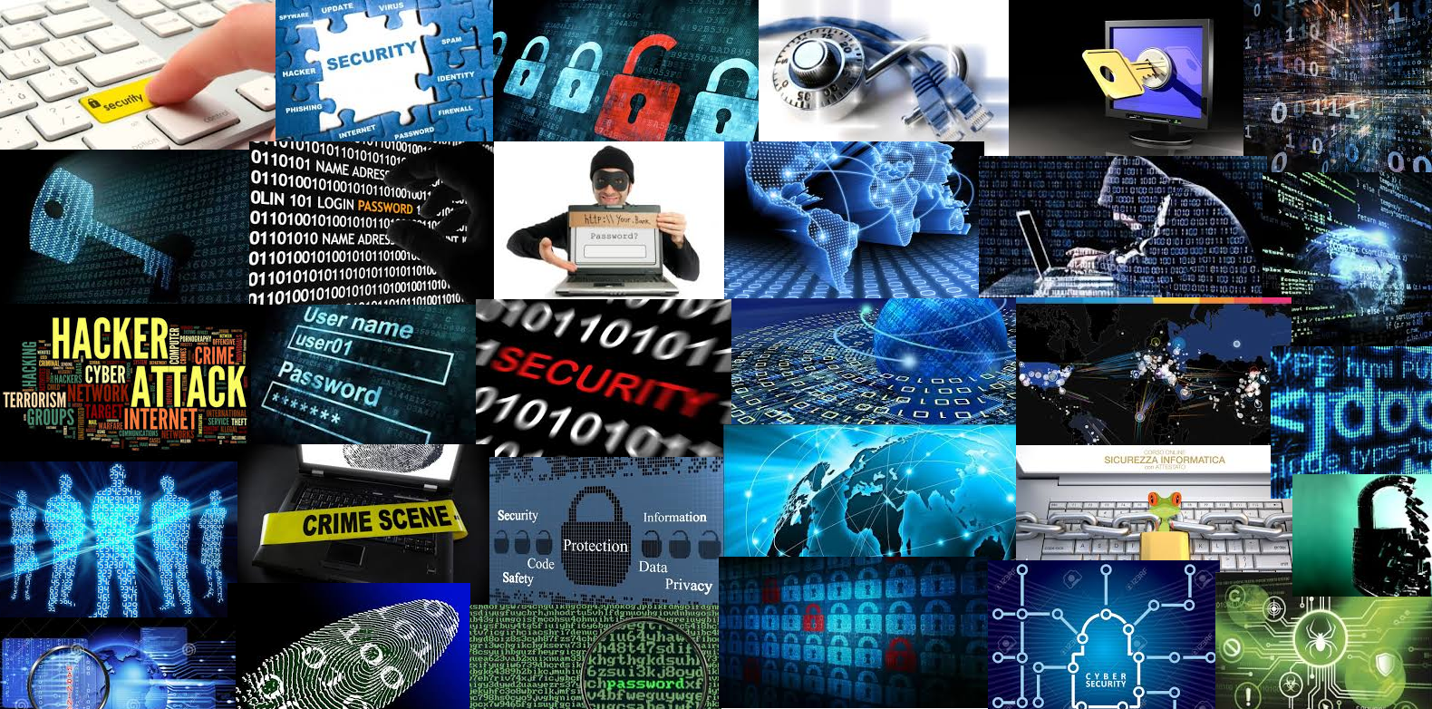 Logo sicurezza internet