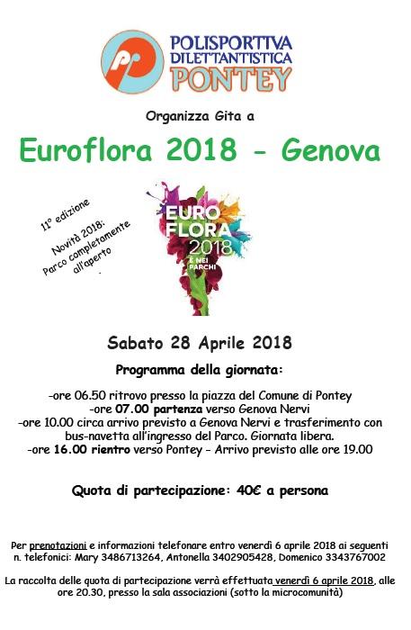 Gita ad Euroflora